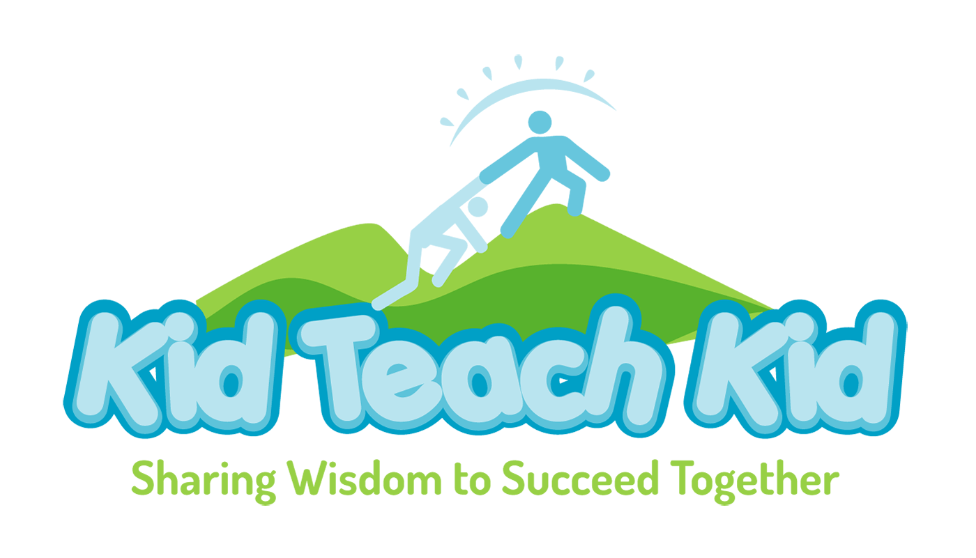 Kid teach kid logo
